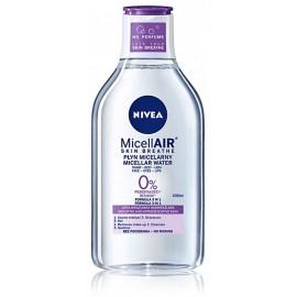 Nivea MicellAir Skin Breathe Sensitive Skin micelinis vanduo