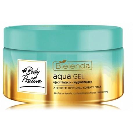 Bielenda #BODY POSITIVE Aqua Gel Firming-Smoothing anticeliulitinis gelis