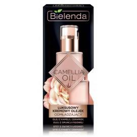 Bielenda Camellia Oil Luxurious Rejuvenating Oil In Cream kreminės konsistencijos aliejus brandžiai odai