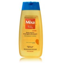 Mixa Baby Extra Mild vonios putos ir dušo želė