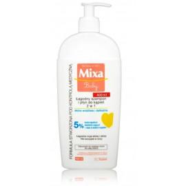 Mixa Baby 2in1 šampūnas ir vonios putos