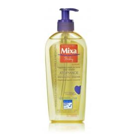 Mixa Baby Atopiance Soothing Oil valomasis kūno ir plaukų aliejus vaikams