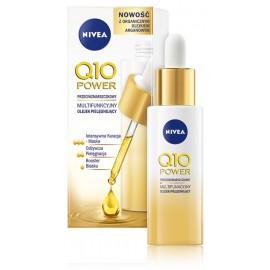 NIVEA Q10 Power Anti-Wrinkle Multifunctional Care daugiafunkcis veido aliejus