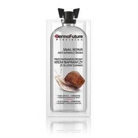 DermoFuture Snail Repair Anti-Wrinkle Cream veido kremas nuo raukšlių