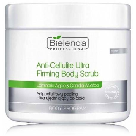 Bielenda Professional Anti Cellulite Ultra Firming Body Scrub anticeliulitinis kūno šveitiklis
