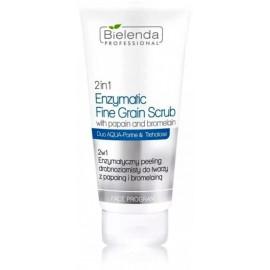 Bielenda Professional 2in1 Enzymatic Fine Grain Face Scrub veido šveitiklis