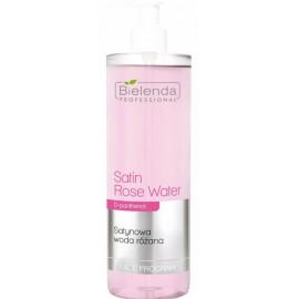 Bielenda Professional Satin Rose Water satininis rožių vanduo-tonikas