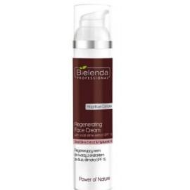 Bielenda Professional Regenerating Face Cream with Snail Slime Extract atkuriantis veido kremas