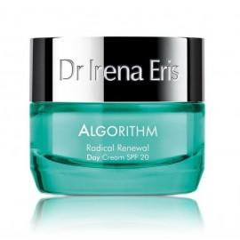 Dr Irena Eris Algorithm Radical Renewal D-Cream SPF 20 dieninis veido kremas nuo raukšlių