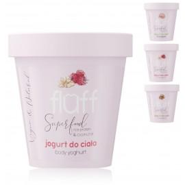 FLUFF Body Yoghurt kūno jogurtas 180 ml.