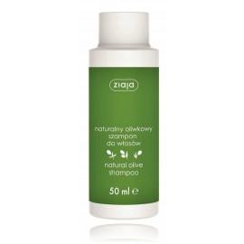 Ziaja Olive maitinamasis šampūnas sausiems ir trapiems plaukams