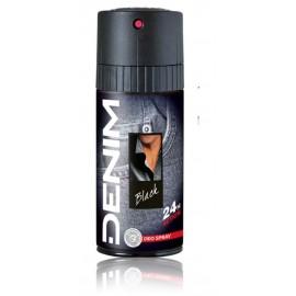 Denim Black purškiamas dezodorantas vyrams