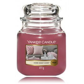 Yankee Candle Home Sweet Home aromatinė žvakė