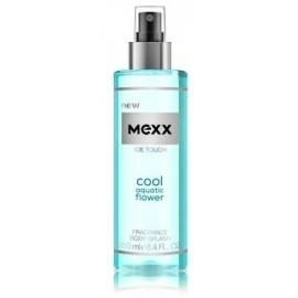Mexx Ice Touch Cool Aquatic Flower Body Mist kūno dulksna
