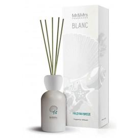 Mr & Mrs Fragnance Blanc Maldivian Breeze namų kvapas su lazdelėmis