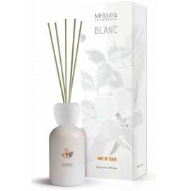 Mr & Mrs Fragnance Blanc Mint Of Cuba namų kvapas su lazdelėmis