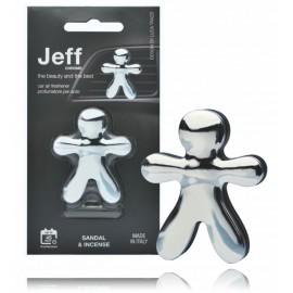 Mr & Mrs Fragnance Jeff Sandal & Incense automobilio kvapas