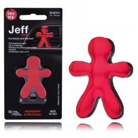 Mr & Mrs Fragnance Jeff Raspberry & Patchouli automobilio kvapas