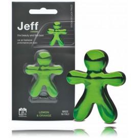 Mr & Mrs Fragnance Jeff Lemon & Orange automobilio kvapas