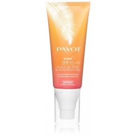 Payot Sunny The Sublimating Tan Effect SPF 15 įdegį skatinantis sausas aliejus