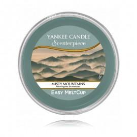 Yankee Candle Scenterpiece Easy Meltcup Misty Mountains aromatinis vaškas
