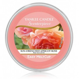 Yankee Candle Scenterpiece Easy Meltcup Sun-Drenched Apricot Rose aromatinis vaškas