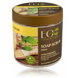 EcoLab Thai Soap -Scrub kūno šveitiklis su imbieru