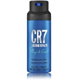 Cristiano Ronaldo CR7 Play it Cool Deodorant Spray purškiamas dezodorantas vyrams