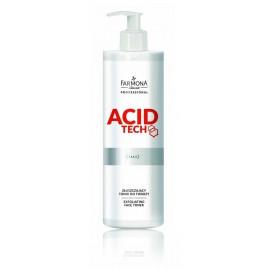 Farmona Professional Acid Tech Exfoliating Face Toner šveičiamasis veido tonikas