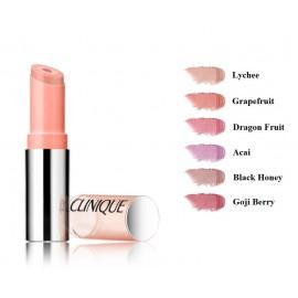 Clinique Moisture Surge Pop Triple Lip Balm lūpų balzamas su atspalviu 3,8 g.