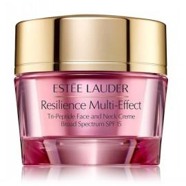 Estee Lauder Resilience Multi-Effect Tri-Peptide Face & Neck Cream SPF15 veido ir kaklo kremas