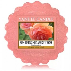 Yankee Candle Sun-Drenched Apricot Rose aromatinis vaškas