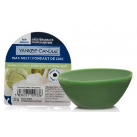 Yankee Candle Vanilla Lime aromatinis vaškas