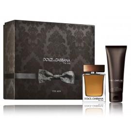 Dolce & Gabbana The One For Men rinkinys vyrams (50 ml. EDT + 75 ml. balzamas po skutimosi)