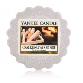 Yankee Candle Crackling Wood Fire aromatinis vaškas
