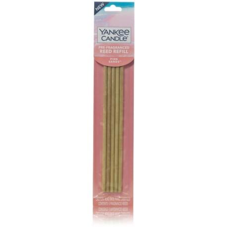 Yankee Candle Pre-Fragranced Pink Sands aromatizuotos nendrinės lazdelės