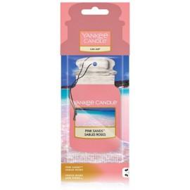 Yankee Candle Pink Sands aromatinis automobilio kvapas