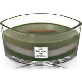 WoodWick TRILOGY Mountain Trail aromatinė žvakė
