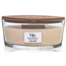 WoodWick Vanilla Bean aromatinė žvakė