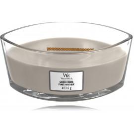 WoodWick Sacred Smoke aromatinė žvakė