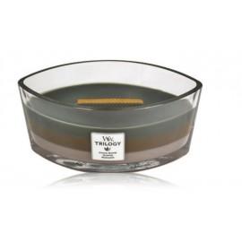 WoodWick Cozy Cabin aromatinė žvakė