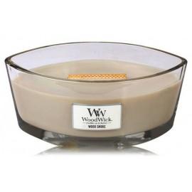 WoodWick Wood Smoke aromatinė žvakė