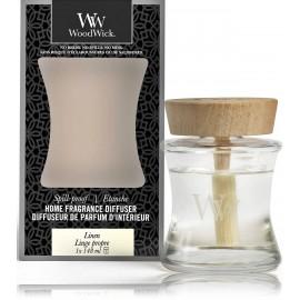 WoodWick Spill-Proof Linen namų kvapas