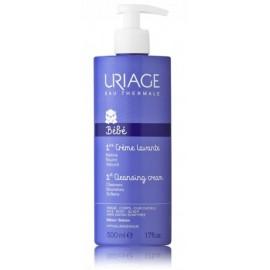 Uriage BÉBÉ 1st Cleansing Cream valomasis kremas kūdikiams