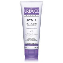 Uriage Gyn-8 Intimate Hygiene Soothing Cleansing Gel raminantis intymios higienos valomasis gelis moterims
