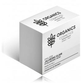 Organics Pharm serumas veidui su hialurono rūgštimi