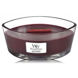 WoodWick Black Cherry aromatinė žvakė