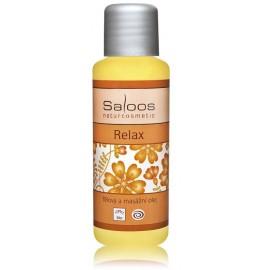 Saloos Relax kūno ir masažo aliejus