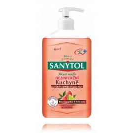 Sanytol Grapefruit & Lime dezinfekuojantis muilas virtuvei