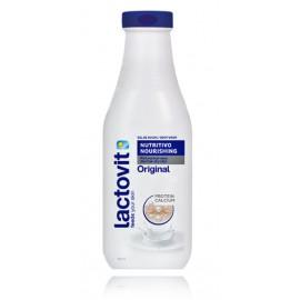 Lactovit Original maitinantis dušo gelis normaliai ir sausai odai